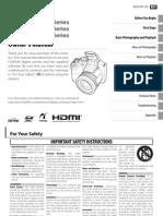 Finepix s4600-s4800 Manual En