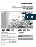 Panasonic DMRE85H