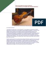La Música y La Paradoja Sin Resolver de Pitágoras