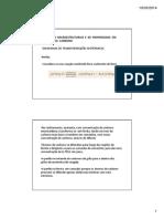 Mudanças Microestruturais Em Ligas Fe-C