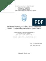 Simulacion de Torre de Absorcion - Paper