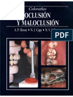 Oclusion y Maloclusion - Howat