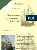 Masyarakat Maritim Presentation