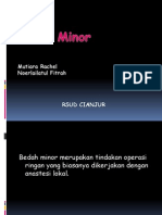 Bedah Minor.,