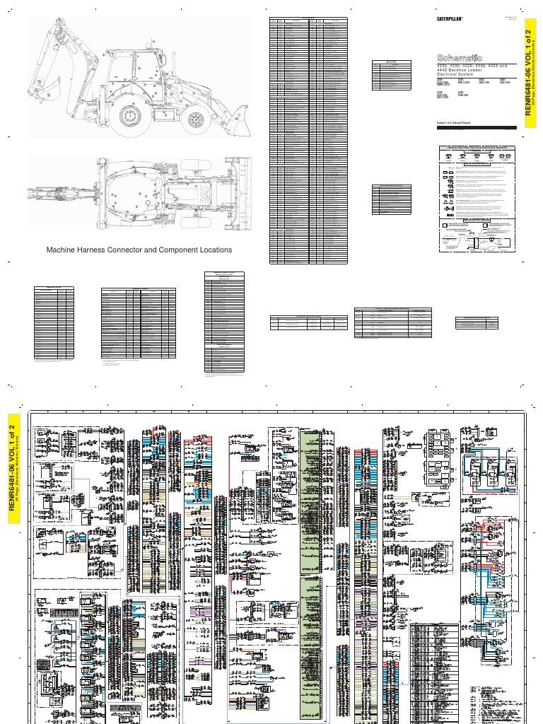 Modern Cat 277b Wiring Diagram Mold - Electrical System Block ...