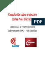 Clamper - Proteccion Contra Picos ElectricosDSP