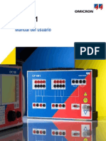 CP SB1 User Manual