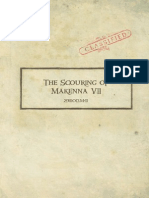 Warhammer 40000 The Scouring of Makenna VII