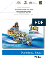 Documento Rector 2014