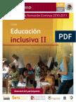 Material Del Participante, Educacion Inclusiva Modulo II