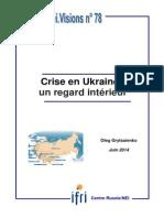 Crise en Ukraine