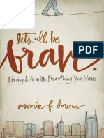 Let's All Be Brave Sample