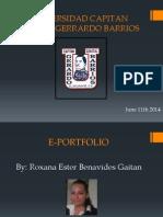 Universidad Capitan Genera Gerardo Barrios