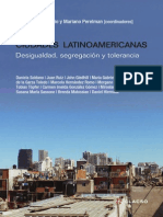 Ciudades Latinoamericanas