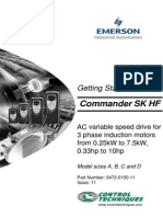 English Commander SK High Frequency GettingStartedGuide Size a-To-D Issue 11