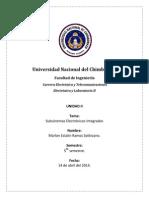 Universidad Nacional Del Chimborazo Informe 2 y 3