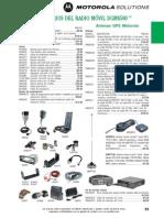 dgm8500 accesorios