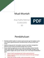 Mual-Muntah