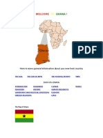 Ghana - A Country Profile