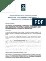 instructivo para la elaboracion de la declaración patrimonial juramentada.pdf