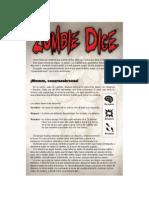 ZombieDice Spanish Rules