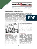 03.-Reforma Energética ¡Van Las Secundarias!