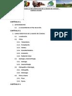 Plan de Accion Para La Recuperacion de La Bahia de Cohana