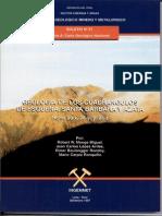 Geología - Cuadrangulo de Esquena %2828x%29%2C Santa Bárbara %2828y%29 y Azata %2828z%29%2C1997