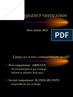 HF Ventilation