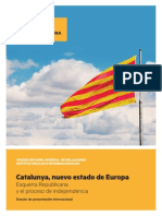 catalunya nuevo estado de europa
