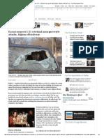 Karzai Suspects U.S 1-27-14
