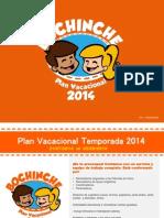 Plan Vacacional Bochinche Editable 2014