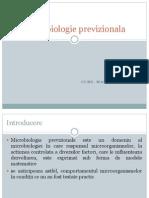 Curs 10 Microbiologie Previzionala