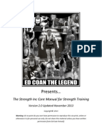Ed Coan - Core Manual for Strength Training [Version 2.0]