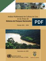 Analisis Multitemporal de Cultivos de Coca I