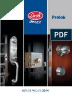 Catalogo Lock de Cerraduras y Accesorios Gpo Urrea