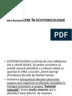 Curs Ecotoxicologie