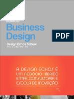 Design Echos School - Business Design - aula 1