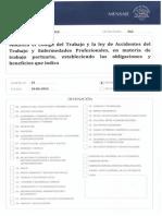 Proyecto de Ley Corta de Puertos