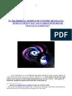 Dan Badulescu - Modele de Univers