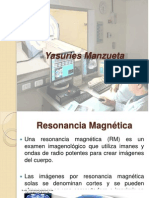 Resonancia Magnetica y Gammagrafia