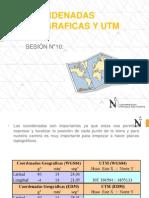 Sesion 10-Coordenadas Geográficas y Utm