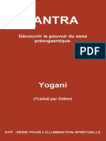 Tantra - Yogani