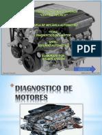 Diagnostico de Motor