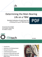 ISO R281 Bearings L10 Calculation