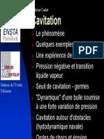 Cavitation Orsay