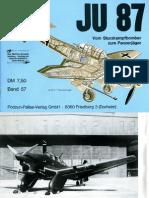 Waffen Arsenal - Band 057 - Ju 87 - Vom Sturzkampfbomber zum Panzerjäger