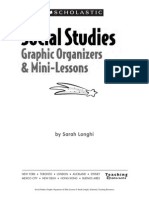 Social Studies Graphic Organizers
