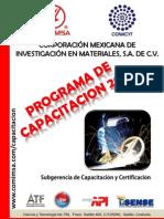Programa de Capacitacion 2014