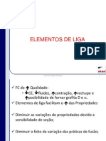 Pós 4-Elementos LIGA